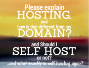 FAQ - What is hosting?