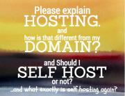 FAQ - What is hosting?