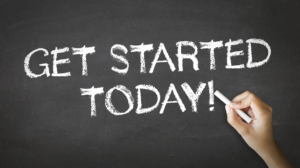 Get Started today.